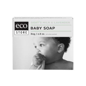 EcoStore - Baby Soap 80g