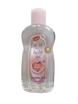 Shoff Baby Oil 200ml - Babyonline