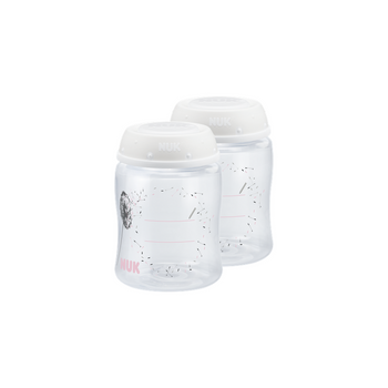 NUK Breast Milk Containers 150ml  - Pack of 4