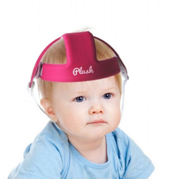 Plush Baby Safety Helmet for Head Protection