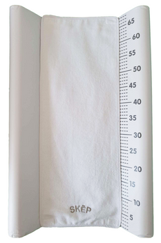 SKEP Metric Changing Mat - WHITE - Babyonline