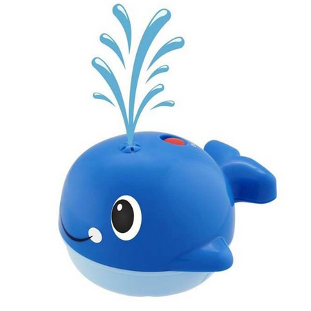 Chicco Sprinkler Whale Bath Toy - Babyonline