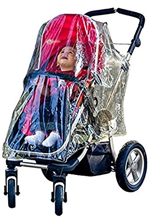 Jolly Jumper Weathershield for 4-Wheel Stroller - Babyonline