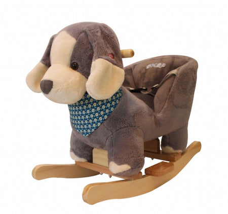 Groovy Skep Baby Rocking Chair Dog Squirreltailoven Fun Painted Chair Ideas Images Squirreltailovenorg