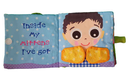 Material Book - Nose and Ears - Babyonline