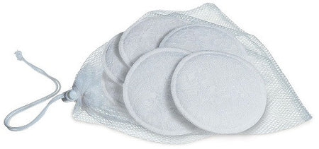 Avent Washable Breast Pads - 3 pairs + Laundry Bag - Babyonline