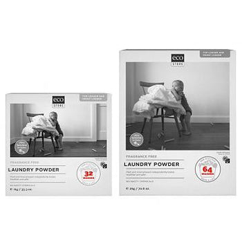 EcoStore - Laundry Powder Fragrance Free - Babyonline
