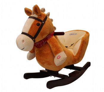 SKEP - Baby Rocking Chair - Horse