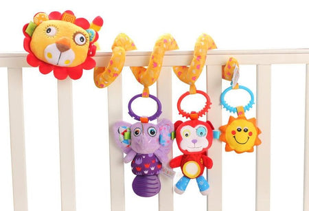 Crib Activity Spiral - LION