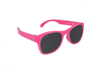 Ro.Sham.Bo Polarized Shades - Kelly Glitter Pink