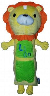 SKEP Seat-Belt Hugging Cushion - Lion