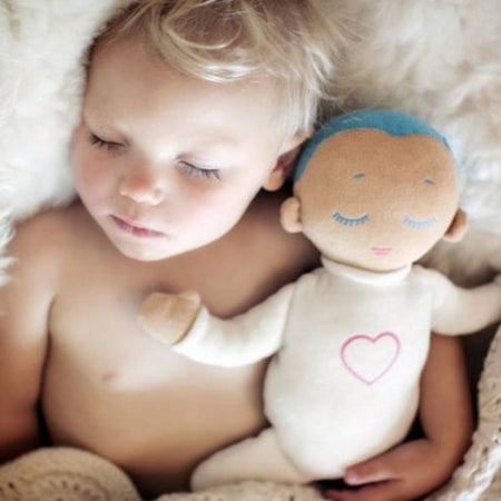 Lulla Doll Generation 3 - Baby & Child Sleep Companion -  SKY