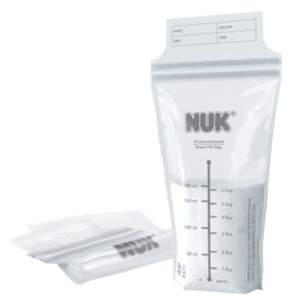NUK Breast Milk Bags - 25pcs