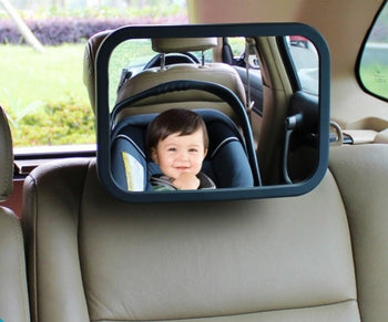 SKEP Back Seat Mirror - BLACK