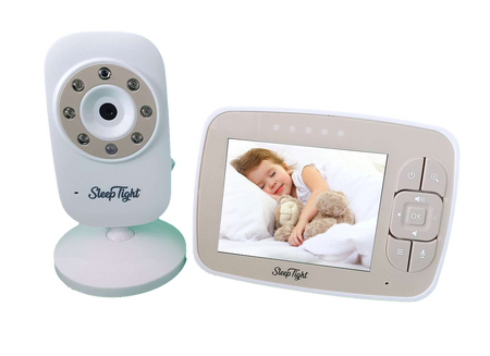 "Sleep Tight Digital Video Baby Monitor with 3.5"" Screen - Babyonline"