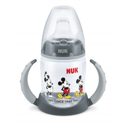 NUK First Choice MICKEY/MINNIE MOUSE Learner Bottle 150ML - Babyonline