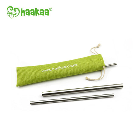 Haakaa - Stainless Steel Straw - Babyonline