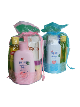 Shoff Baby Bath Gift Set