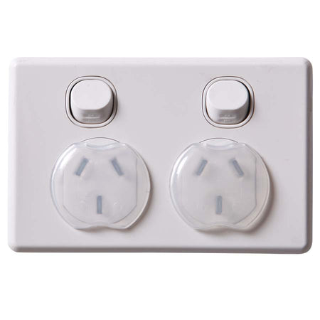 Dreambaby Outlet Plugs - Pack of 12 - Babyonline