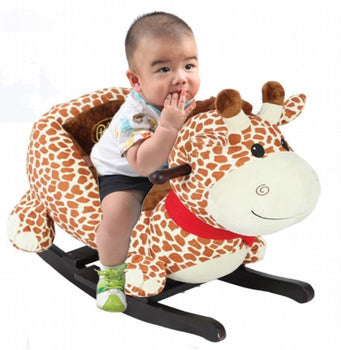 SKEP - Baby Rocking Chair - Giraffe