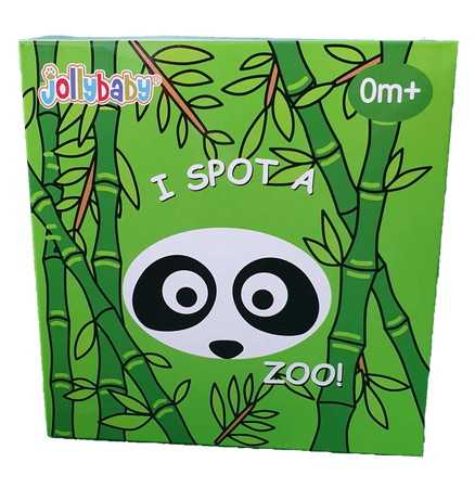Material Book - I Spot a Zoo