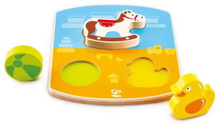 Hape Chunky Toy Puzzle