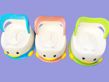 Neeva Penguin Potty - Babyonline