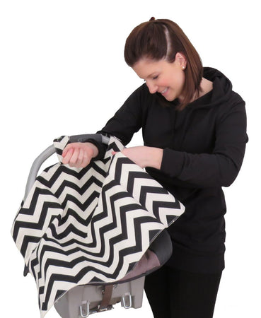 Jolly Jumper Infant Car Seat Veil - Babyonline