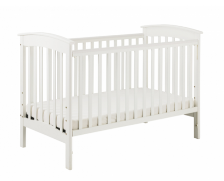 Kapai VENUS Drop Side Wooden Baby Cot