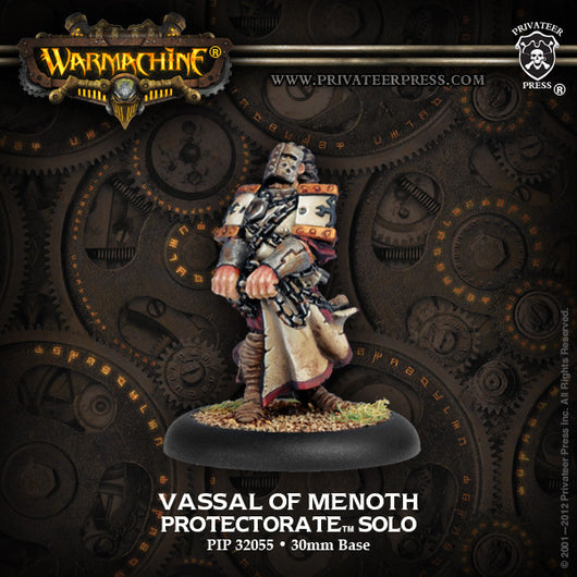 Privateer Press Warmachine: (The Protectorate Of Menoth) Vassal Of Menoth