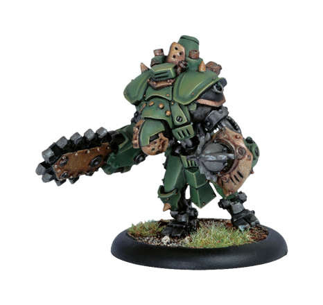 Privateer Press Warmachine: (Mercenaries) Renegade Light Warjack