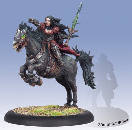 Privateer Press Warmachine: (Mercenaries) Alexia, Mistress Of The Witchfire