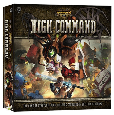 Privateer Press Warmachine: High Command