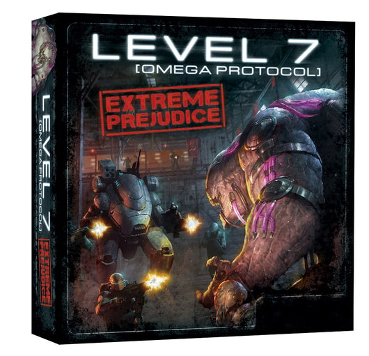 Privateer Press LEVEL 7: [Omega Protocol] Extreme Prejudice (Expansion)
