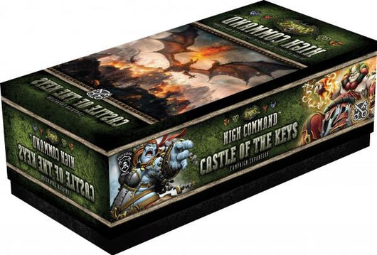 Privateer Press Hordes High Command Expansion: Castle of the Keys