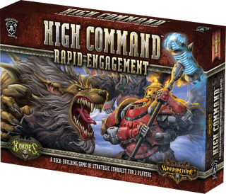 Privateer Press Warmachine: High Command Rapid Engagement
