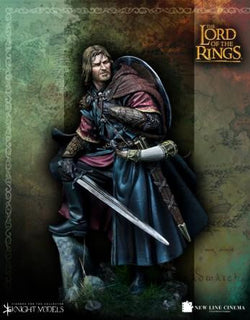 Knight Models Lord of the Rings Premium Miniatures: Boromir