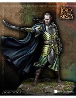 Knight Models Lord of the Rings Premium Miniatures: Elrond