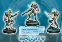 Corvus Belli Infinity Combined Army: Caliban (Feuerbach)