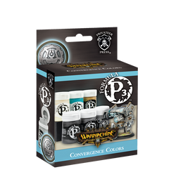 Privateer Press Formula P3 Paints: Convergence Of Cyriss Colors Box Set