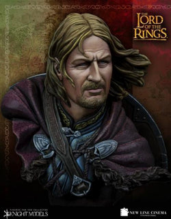Knight Models Lord of the Rings Premium Miniatures: Boromir Bust