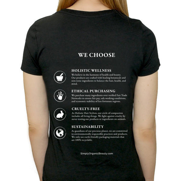 Holistic-Hair-Tribe-T-Shirt