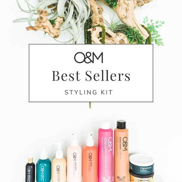 O&M Best Sellers Styling Kit