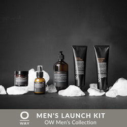 Oway Men's Collection Launch Kit [Pre-Order - SAVE 69%]