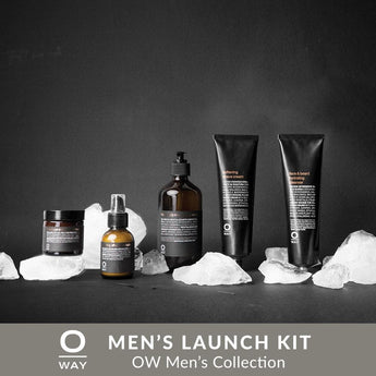 Oway Men's Collection Launch Kit [SAVE 69%]