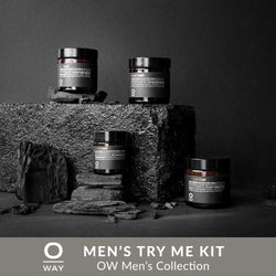 Oway Men's Collection • Try Me Kit [Pre-Order - SAVE 42%]