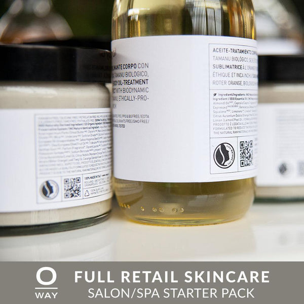 Oway Full Retail Skincare Package (SAVE 38%)
