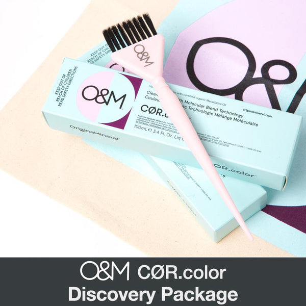 O&M CØR.color Discovery Package (SAVE 31%)