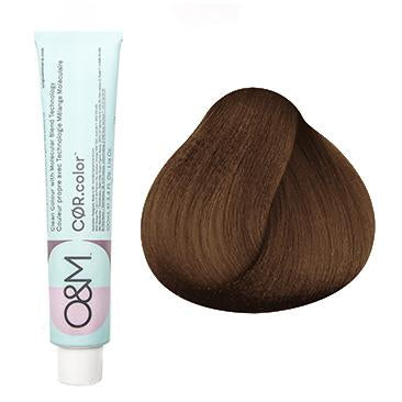 **TEMP OOS** O&M CØR.color 5WN Light Warm Natural Brown | Est Ship: 1/31/22