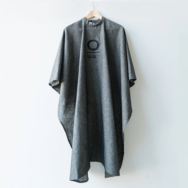 Oway-Regenerated-Cotton-Salon-Cape